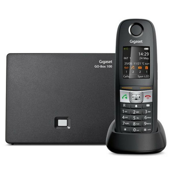 GIGASET E360 GO VOIP DESK PHONE