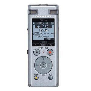 Olympus DM720 Voice Recorder