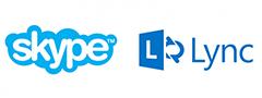 Skype-Lync