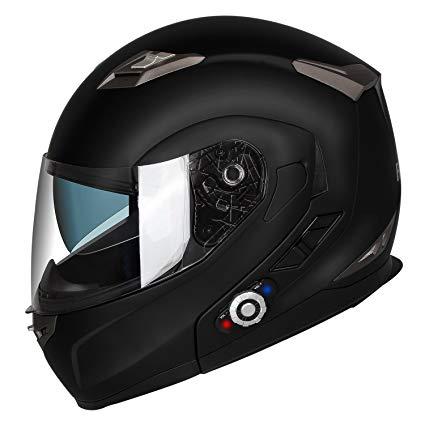 FreedConn Modular Bluetooth Motorcycle Helmet