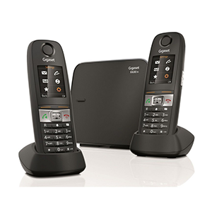 Gigaset E360 Go Duo VOIP Desk Phones