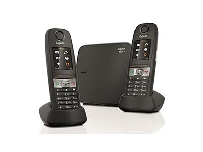 Gigaset E360 Go Duo VOIP Desk Phones