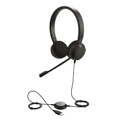 Jabra Evolve 20 Series<br>Rating: ** | Price: $$