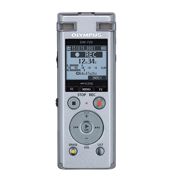 Olympus-DM720-Vocie-Recorder