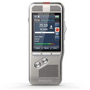 Philips Pocket Memo Voice Recorder