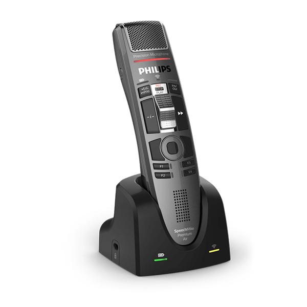 Philips-SpeechMike-SpeechOne-Voice-Recording