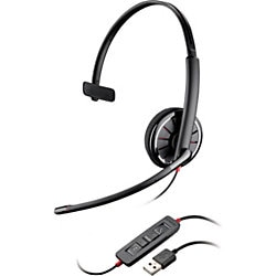 Plantronics Blackwire 300 Series<br>Rating: *** | Price: $$$