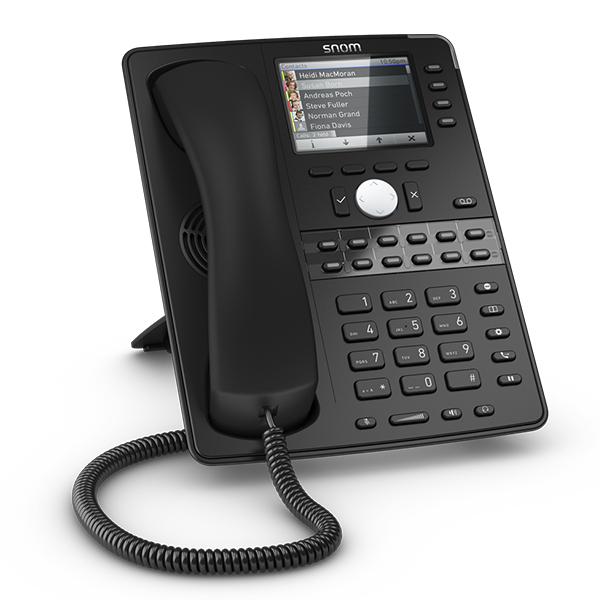 SNOM-D765-VOIP-PHONE