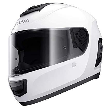 Sena Momentum Lite Bluetooth Motorcycle Helmet