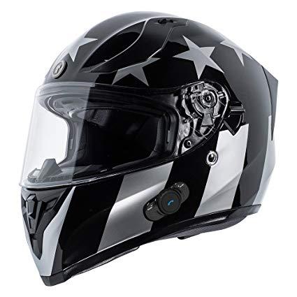 Torc T15B Bluetooth Motorcycle Helmet