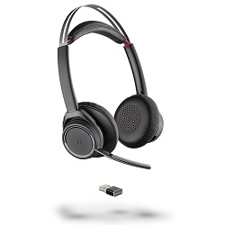Plantronics Voyager Focus<br>Rating: ***** | Price: $$$$