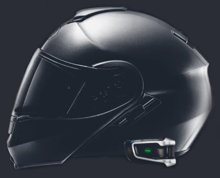 Cardo Headset for motorcycle helmet